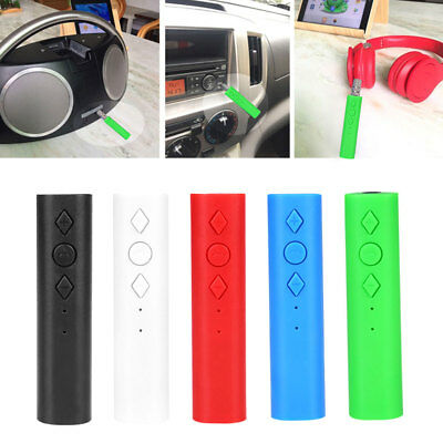 Wireless Bluetooth 4.1 3.5mm AUX Audio Stereo Music Home Car Receiver Adapter