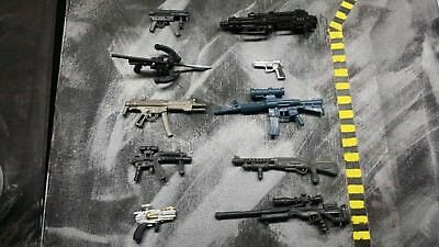 Marvel Legends Lot Of Accessories/Weapons