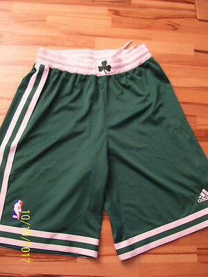 "Basketball-Hose Adidas ""Boston Celtics"", Farbe: grün"