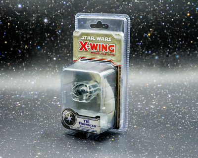 Star Wars X-Wing Miniatures Game TIE Advanced Expansion - New - Real Aus Stock!