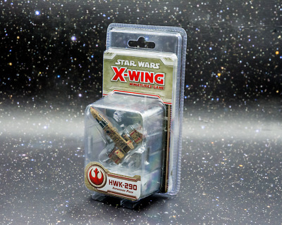 Star Wars X-Wing Miniatures Game HWK-290 Expansion - Aus Stock
