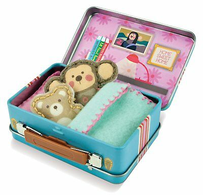 My Studio Girl Travel Buddies Monkey Sewing Kit NEW Toys FREE Post From NSW