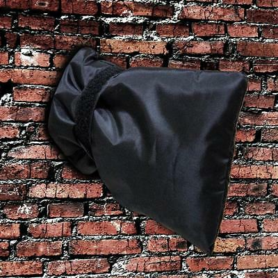 """Black Outdoor Faucet Cover, Insulate & Protect, Soft/ Flexible, 7""""L x 6""""W"""