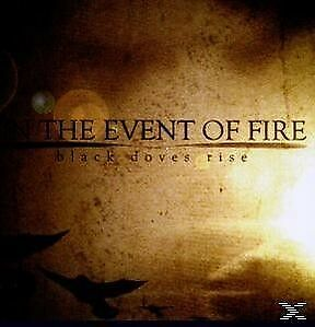 Black Doves Rise - IN THE EVENT OF FIRE [CD]