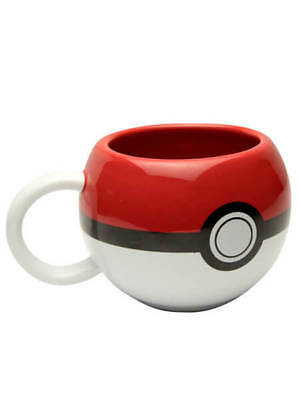 Taza 3D Pokemon Pokebola