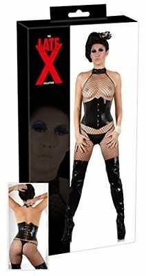 The Latex Collection Sexy Dresses, Biancheria Intima, Latex Corset, M - 460 g