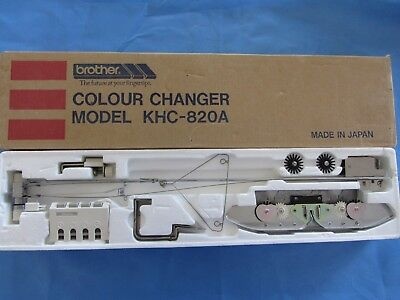Brother Single Bed Khc - 820 Colour Changer
