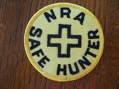 Pa Pennsylvania  Game Fish Commission  Safe Hunter Patch  Nra