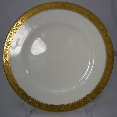ROYAL WORCESTER china C1393 pattern DINNER PLATE 10-1/2""