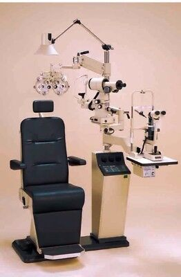 shin nippon  Ophthalmic Examination Chair and Stand