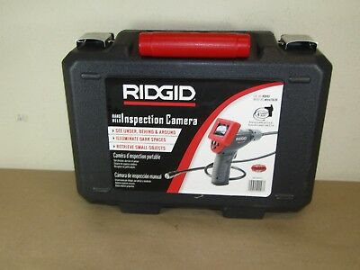 RIDGID 40043 Model micro CA-25 Hand-Held Inspection Camera