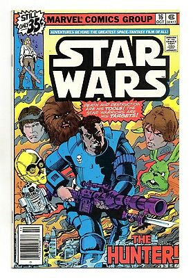Star Wars Vol 1 No 16 Oct 1978 (FN+ to VFN-) Marvel, Bronze Age (1970 - 1979)