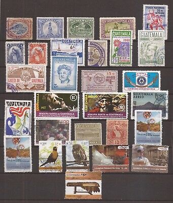 Guatemala  -  Lot Of Stamps