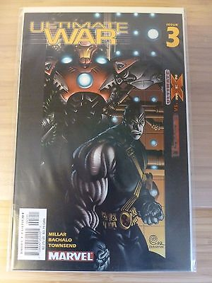 Ultimate War Issue 3 Marvel (2003)