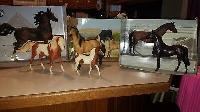 Vintage Breyer Horse Collection Lot