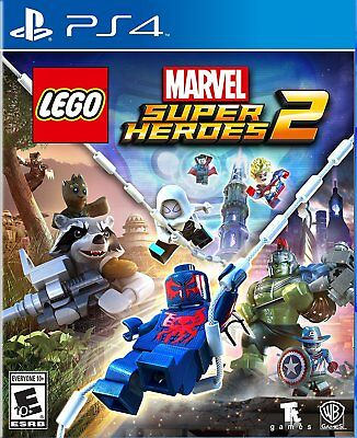 LEGO Marvel Superheroes 2 - PlayStation 4 NEW