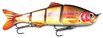 Morone Swimbaits  6 inch Oroville Pearl Trout swimbait trophy Bass Musky Pike