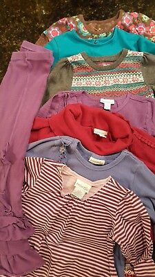 Huge lot Girls Size 4-5 Winter Clothes 100% cotton Naartjie and other brand EUC