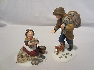 Dept 56 Dickens Village Series A Treasure From the Sea #58461
