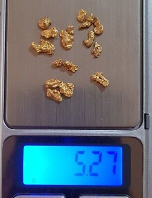 5.27g Gold Nuggets