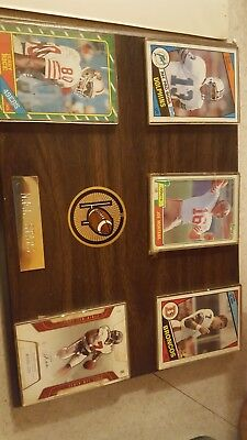 7lbs of wheat pennies and a huge lot of mixed sports cards lot montana, elway
