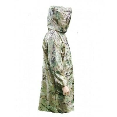 Tactical Universal Raincoat Rip-stop Multicam by Stich Profi Putin Security Use