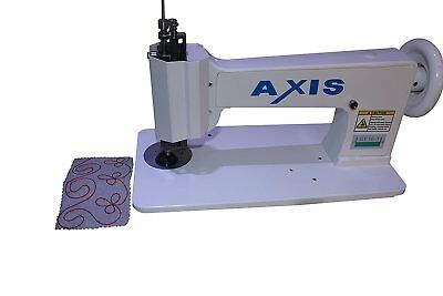 Axis Single Needle Chain Stitch Embroidery Machine Singer 114w103 Freestyle