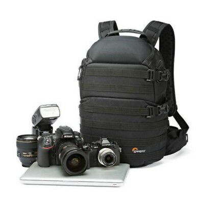 Lowepro ProTactic 350 AW for Pro DSLR Laptop Backpack Camera Photography Bag