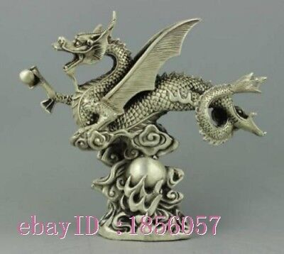 China's collection of decorative silver statue of Tibet Silver