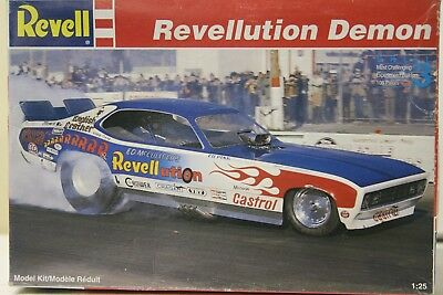 Revolution Demon Funny Car