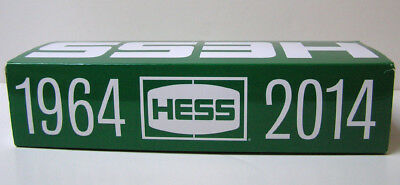 2014 HESS TOY TRUCK COLLECTORS EDITION 50th ANNIVERSARY 1964-2014 - NEW IN BOX