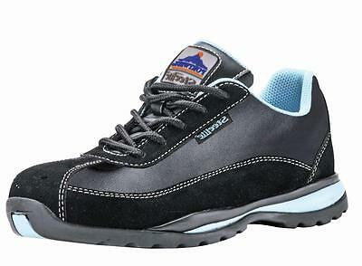 Portwest Safety Trainers Steel Toe Cap Work PPE Industrial Construction Boot