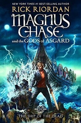 Magnus Chase and the Gods of Asgard, by  Rick Riordan Ebooks