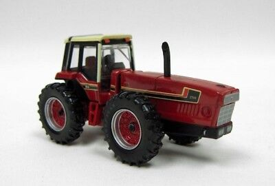 International 3388 2+2 Tractor State Tractor Series Nebraska Diecast Scale 1/64