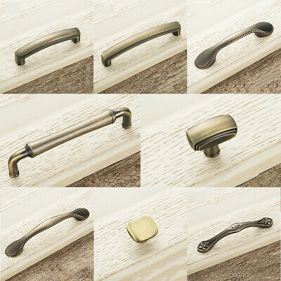 Kitchen Cabinet Drawer Cupboard Furniture Pulls Door Knob Handle Hardware