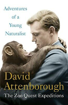 NEW! Adventures of a Young Naturalist David Attenborough - Free Postage