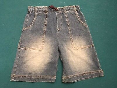 NWD Gnu Boys Jean Shorts Size 6 years