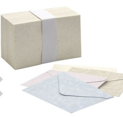 MINI ENVELOPES small ivory white silver wedding RSVP cards gift tag seeds packet
