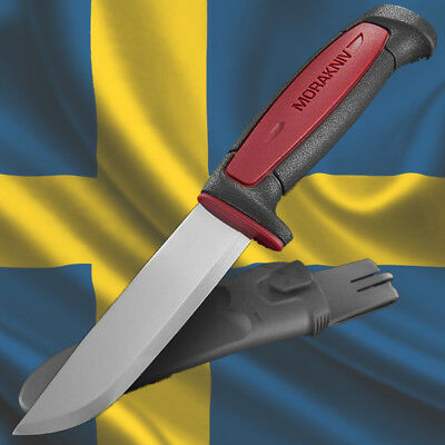 MORAKNIV PRO C Carbon Steel Blade MORA of Sweden Outdoor Bushcraft Carving Knife