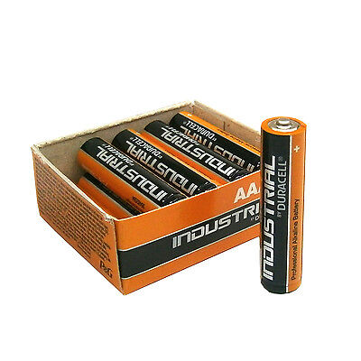 Duracell Industrial Battery Micro Aaa Lr03 Conf. 10 Batteries 1.5V