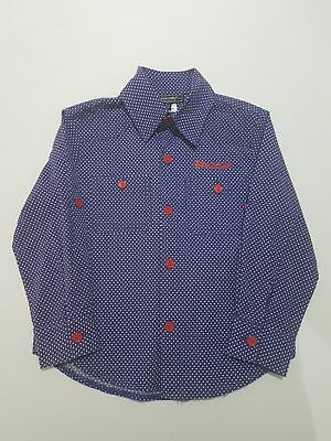 Rock Your Baby boys size 4 dress shirt