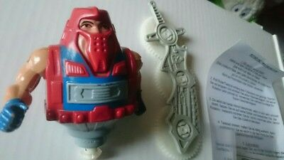 Rotar MOTU KOMPLETT MIT ANLEITUNG 1987 Masters of the Universe He-Man