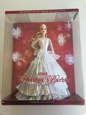 2008 Holiday Barbie collector's doll - Mint NRFB