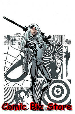 Silver Sable & The Wild Pack #36 (2017) 1St Printing Marvel Legacy Tie-In