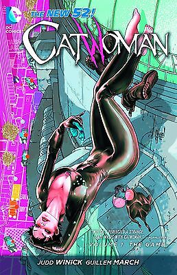 Catwoman New 52 Volumes 1-6 TPBs GNs DC Comics
