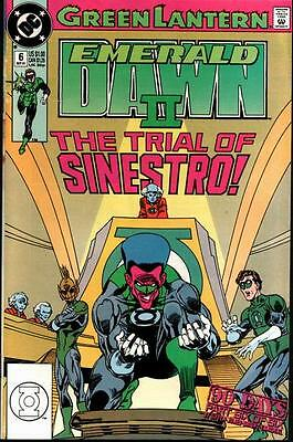Green Lantern Emerald Dawn II #6 (1991) DC Comics