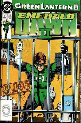 Green Lantern Emerald Dawn II #1 (1991) DC Comics