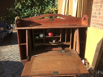Vintage Writing desk bureau 1930's