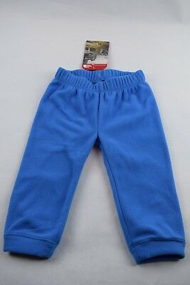 NWT! North Face Infant Glacier Pants Clear Lake Blue sz 6-12M baby