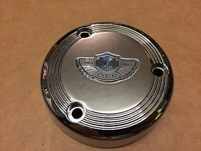 Genuine Harley-Davidson 100th Anniversary V-ROD CLUTCH CYLINDER COVER 34812-03